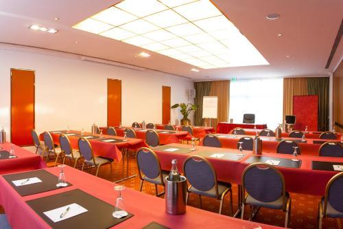 Hotel Panorama Hamburg-Billstedt photo 21