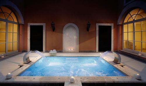 Gran melia rome hotel review rome travel for Gran melia villa agrippina hotel rome