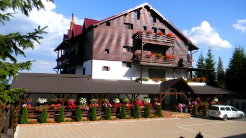Отель Pensiunea Skiland 3 звезды Румыния