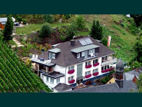 Villa Tummelchen Hotel Pension garni front view