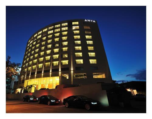 Отель ANYA Hotel Gurgaon