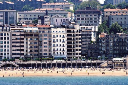 Hotel Niza Donostia/San Sebastián