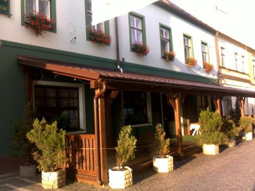 Hotel Trebovská restaurace