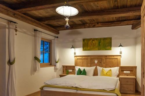 Residence Mitterdorfer - Apartment mit 2 Schlafzimmern mit Balkon