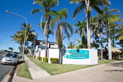 Toolooa Gardens Motel & Apartments