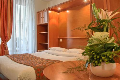 Отель Pavillon Courcelles Parc Monceau 0 звёзд Франция