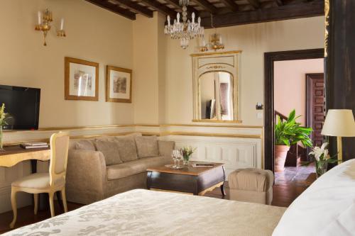 Junior Suite Hotel Casa 1800 Granada 1