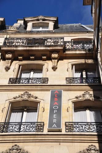 Alba Opéra Hôtel