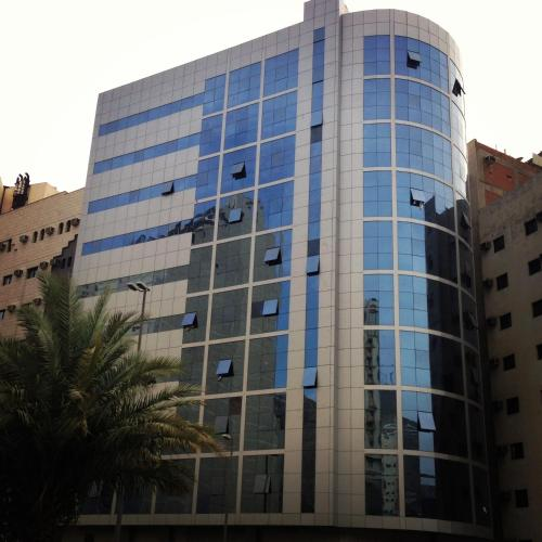 Qasr Ajyad AlSad Hotel front view