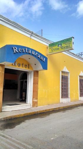 Hotel Restaurant Villa Real