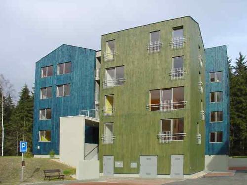 Apartmány Ados