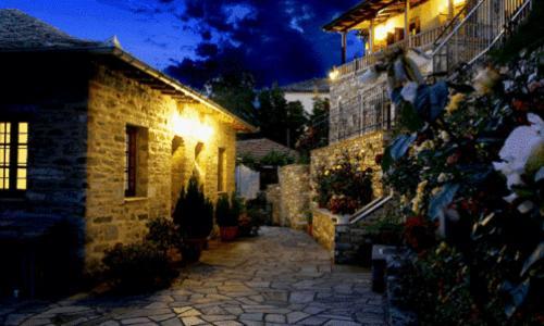 Hotel Dryades and Spa - Agios Lavrentios Greece