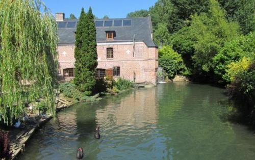 Le Moulin De Grouches