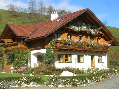 Haus Loidl - Apartment mit 1 Schlafzimmer und Balkon