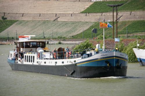 Отель Hotelboat Allure 0 звёзд Нидерланды