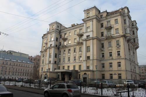 Отель Hotel on Chistye Prudy 0 звёзд Россия