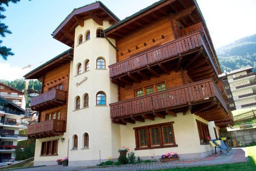 Отель Haus Tuscolo 0 звёзд Швейцария