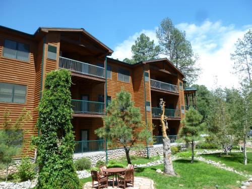 Ruidoso River Resort Amp Inn Ruidoso Nm United States