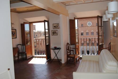 I Balconcini front view