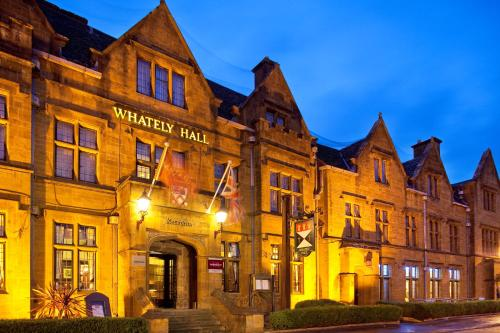 Mercure Banbury Whately Hall Hotel