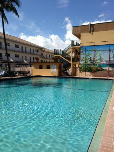A Timeshare Resort, Pompano Beach, FL