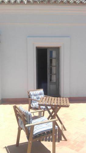 Twin Room with Terrace Hacienda Montija Hotel 3