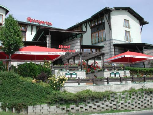 Rosengarten Hotel, Sopron, Hungary - Booking.com