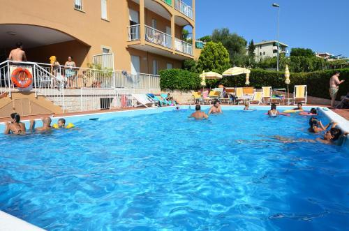 Отель Residence Orchidea 0 звёзд Италия