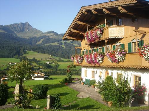 Vorderstockerhof - Comfort Apartment mit 2 Schlafzimmern und Balkon
