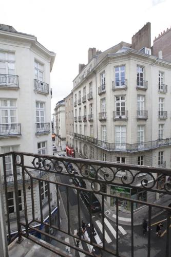 شقة من غرفة نوم واحدة (3 أشخاص بالغين) - 12 rue Jean-Jacques Rousseau (One-Bedroom Apartment (3 Adults) - 12 rue Jean-Jacques Rousseau)