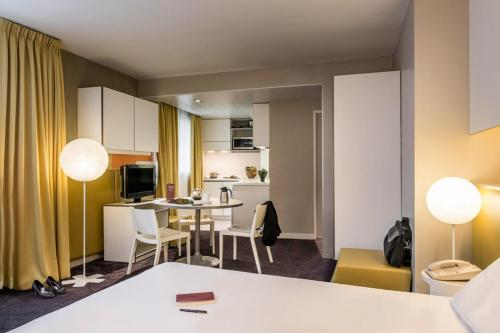 Отель AppartHotel Mercure Paris Boulogne 0 звёзд Франция