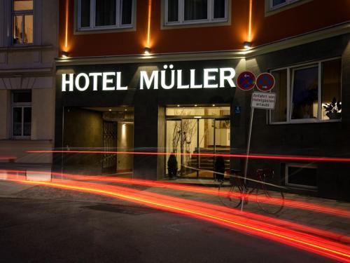Hotel Müller photo 23