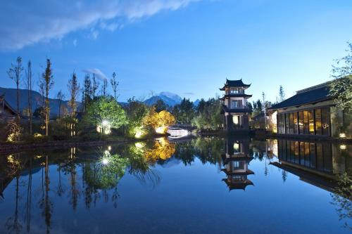 Отель Pullman Lijiang Resort & Spa 5 звёзд Китай