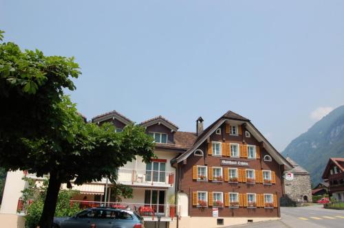Отель Hotel Ochsen 0 звёзд Швейцария