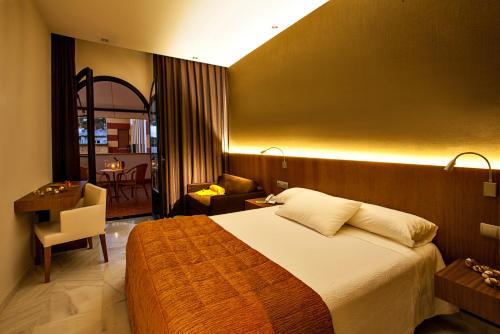 Habitación Doble Superior Hotel Barrameda 2