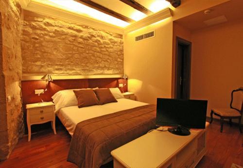 Doppelzimmer Hotel del Sitjar 1