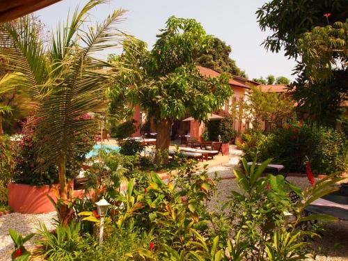 Hibiscus House Gambia, Brufut