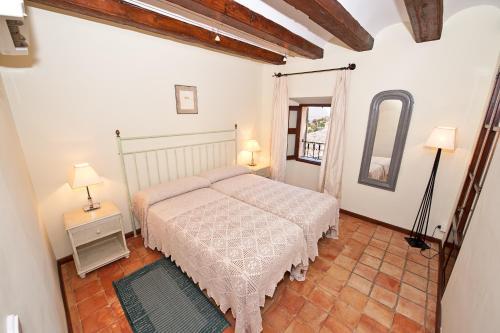 Suite Ático con vistas al mar Hotel Des Puig 3