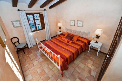 Suite Ático con vistas al mar Hotel Des Puig 2
