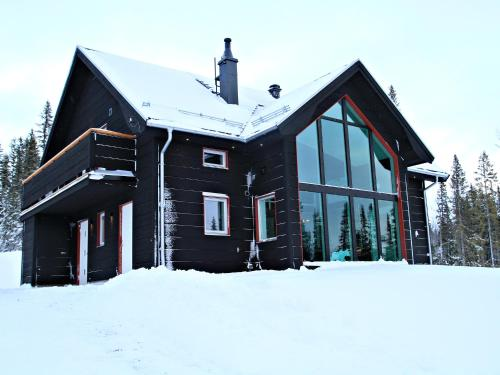 Отель Ottsjö Bear Lodge