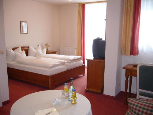 Отель Flair Hotel Vier Jahreszeiten 3 звезды Германия