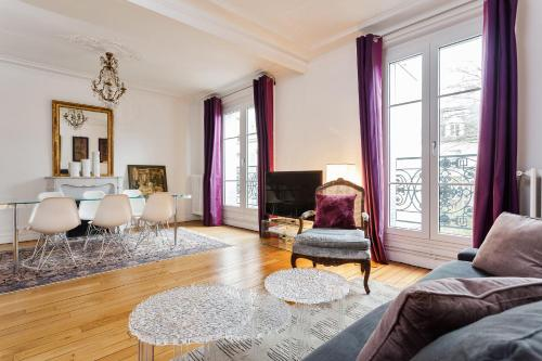 Squarebreak - Apartment close to the Sacré Coeur