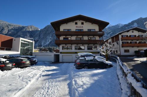 Gästehaus Monika, Mayrhofen