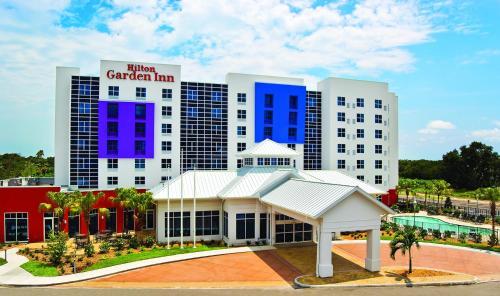 Hilton Garden Inn Tampa Airport Westshore FL, 33607