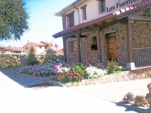 Hotel Las Fuentes (Bed and Breakfast)