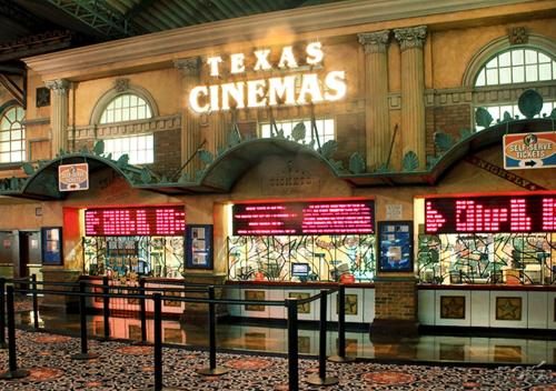 Texas station gambling hall and hotel map biltmore casino nv