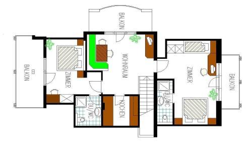Appartement Gafluna