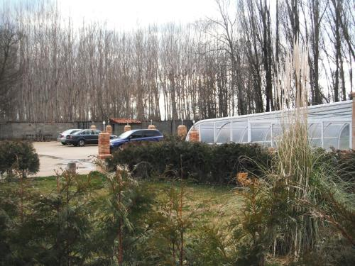 El jardin de la huerta grajal de campos province of leon for Jardines la cartuja el puig