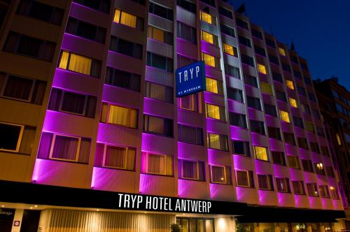 Tryp By Wyndham Antwerp photo 42