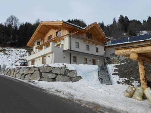 Landhaus Winkler - Apartment mit Terrasse und Bergblick